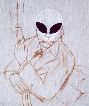 Artist is an Alien (Umělec je vetřelec)
